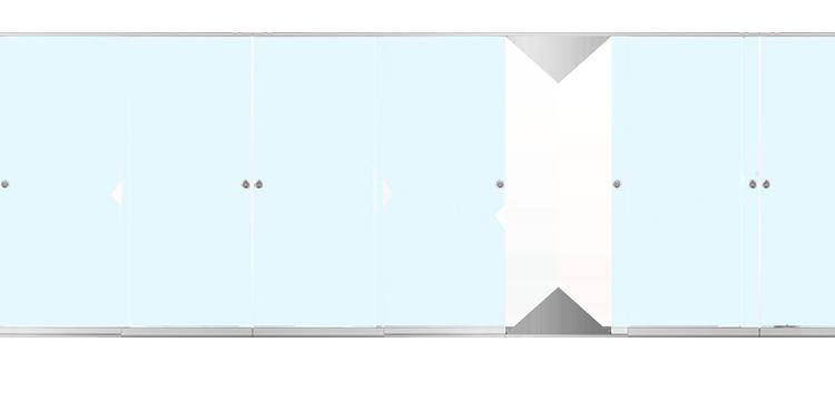Lynx Glass Doors Intheram